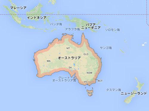 オーストラリアの鳥害00