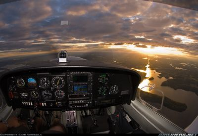 コックピットから見た空の景色05