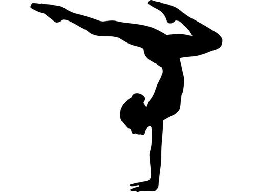 体操選手のレントゲン