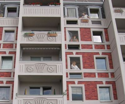 ベルリンのマンション03