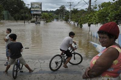 ブラジル洪水03