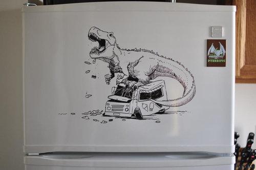 冷蔵庫アート02