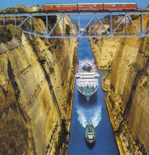 コリントス運河09