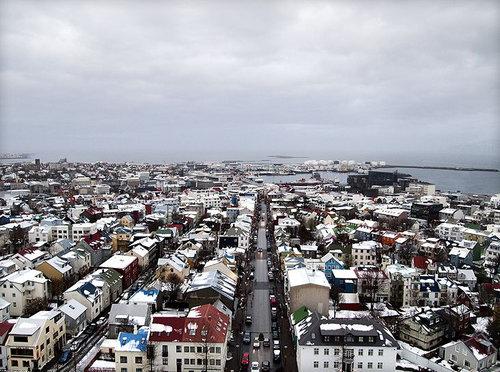 アイスランドの街並み06