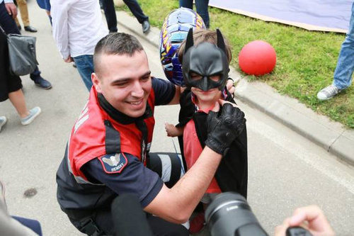 アルバニアの子供の日14