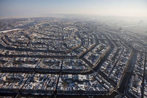 上空から見た都市15