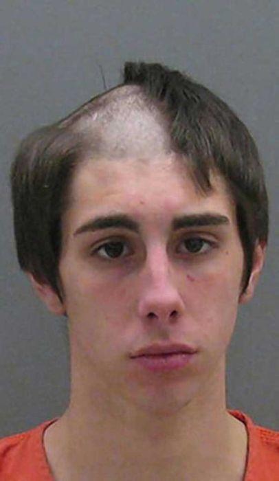 マグショットの髪形12