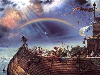 ノアの方舟00