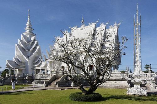 タイの寺が、中国人用のトイレを隔離02