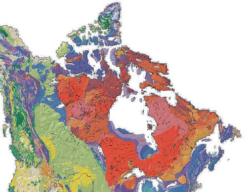 17億年前のカナダの岩がオーストラリアで発見01
