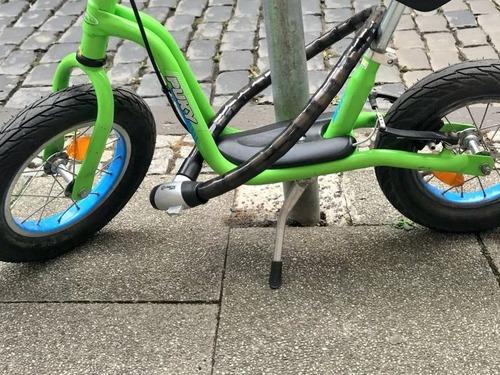 子どもの駐輪