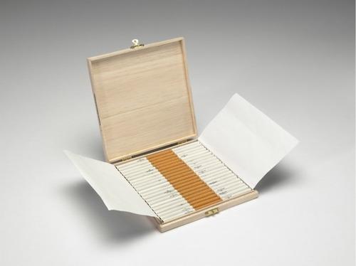 タバコで虎のじゅうたん01