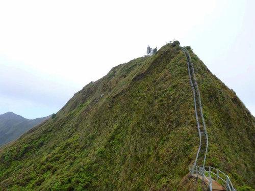 ハワイの天国への階段08