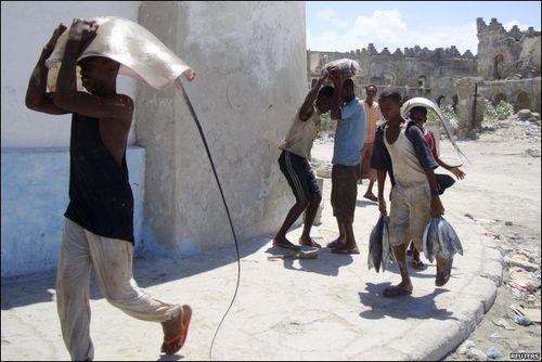 ソマリアの魚釣り10