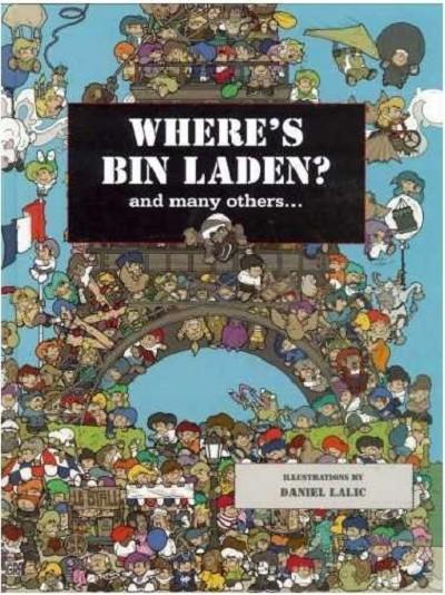 ビン・ラディンをさがせ