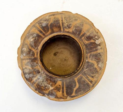 歯ブラシ立てが4000年前の壺だった01