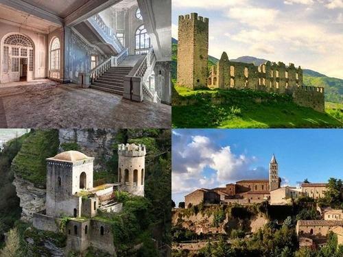 イタリア各地のお城が無料00