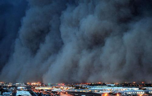 アリゾナ砂嵐05