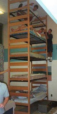 クリエイティブなベッド08