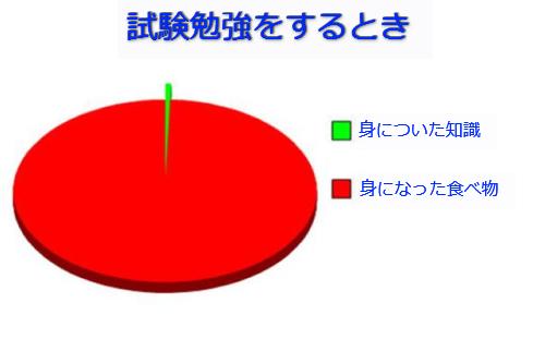 学生生活の円グラフ08