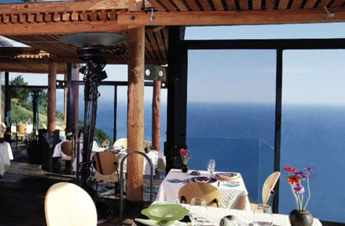 世界の絶景レストラン10