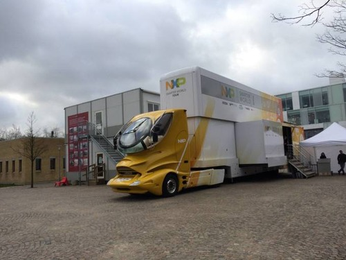 スウェーデンで変わったトラック05