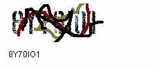 どう見ても読めないCAPTCHAその2