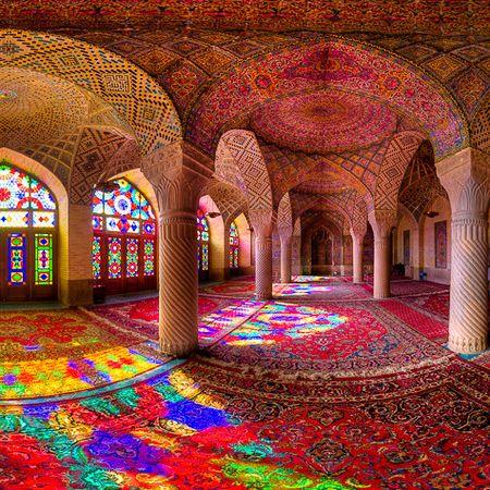 モスクの室内04