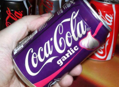 コカコーラの変わったフレーバー01