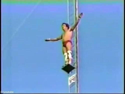 「飛込競技」のギネス記録07