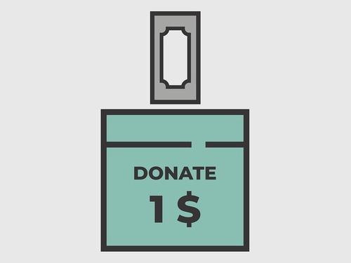 企業から寄付を促されるのがイヤ