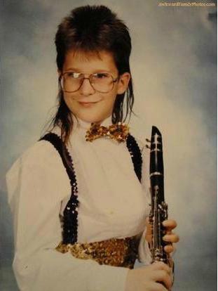 80年代の髪型10