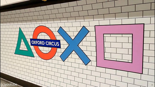 ロンドン地下鉄のサインがPS5に05