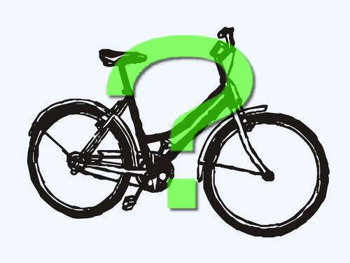 巨大すぎる自転車00