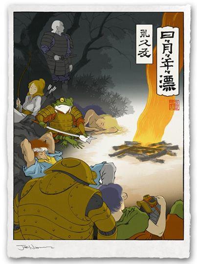 浮世絵ヒーロー12