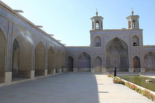モスクの室内06