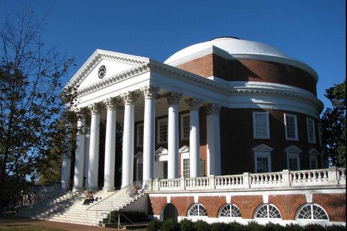 世界の美しい大学09 バージニア大学 ─アメリカ・バージニア州 建国の父であり独立宣言の起草..