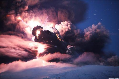 アイスランドの火山09