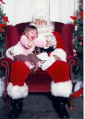 サンタクロースが怖い17