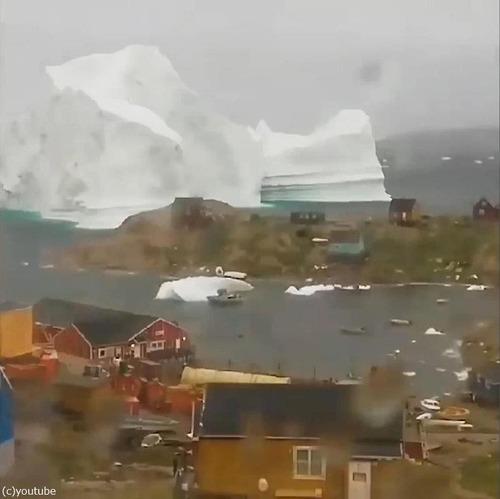 グリーンランド氷山01