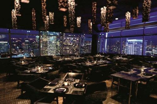 世界の絶景レストラン30
