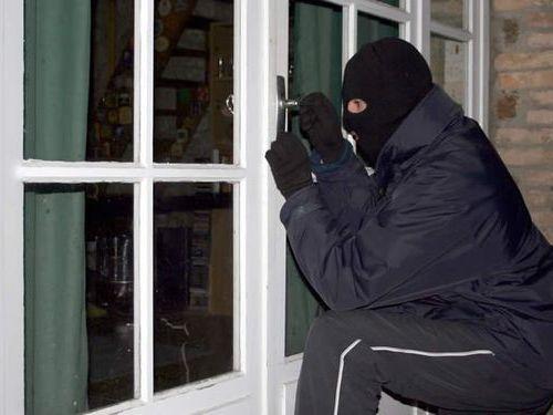 泥棒のテクニック