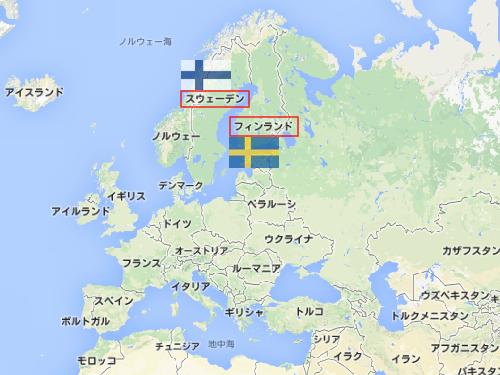 スウェーデンとフィンランドのフェリー00