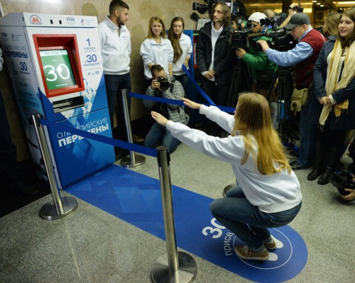 ロシアでスクワットしたら地下鉄に乗っていい02