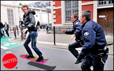 フランス警察の追跡03