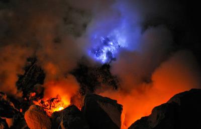 イジェン火山03