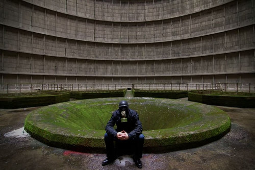 """Cooling Tower""""08"""