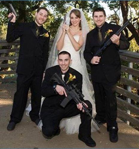 独創的な結婚式10