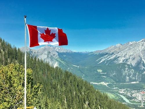 カナダへようこそ、これは今朝00