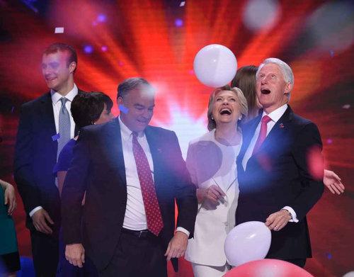 ビル・クリントンはバルーンが大好き14